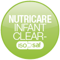 ENFit Nutricare Infant Clear ISO SAF