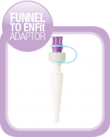 Funnel To ENFit Adaptor